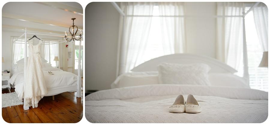 Bridal Suite - The Cottage House - Thompson, CT