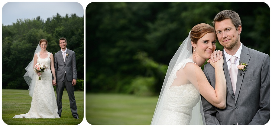 Bride & Groom - Lord Thompson Manor