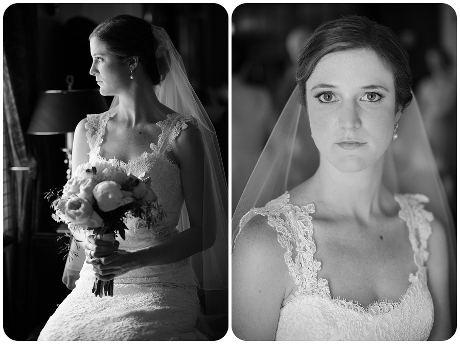 Bride Portrait - Lord Thompson Manor