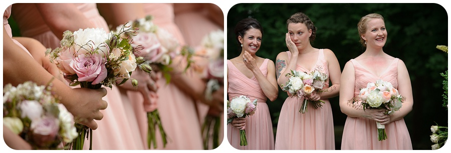 Bridesmaids - Lord Thompson Manor