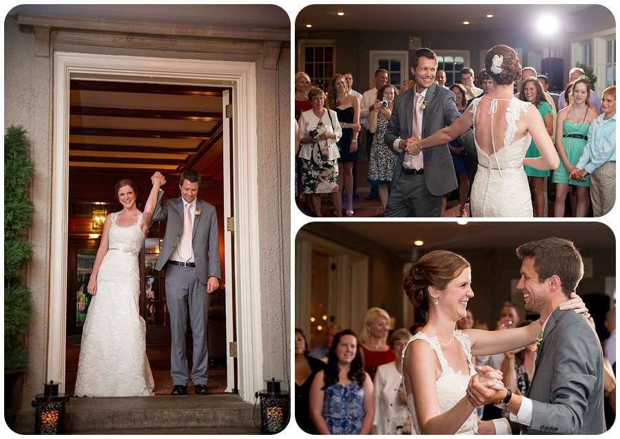 First Dance - Lord Thompson Manor
