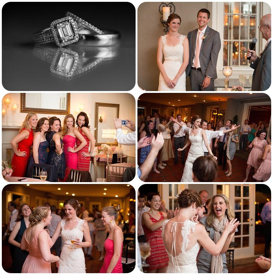 Wedding Reception - Lord Thompson Manor