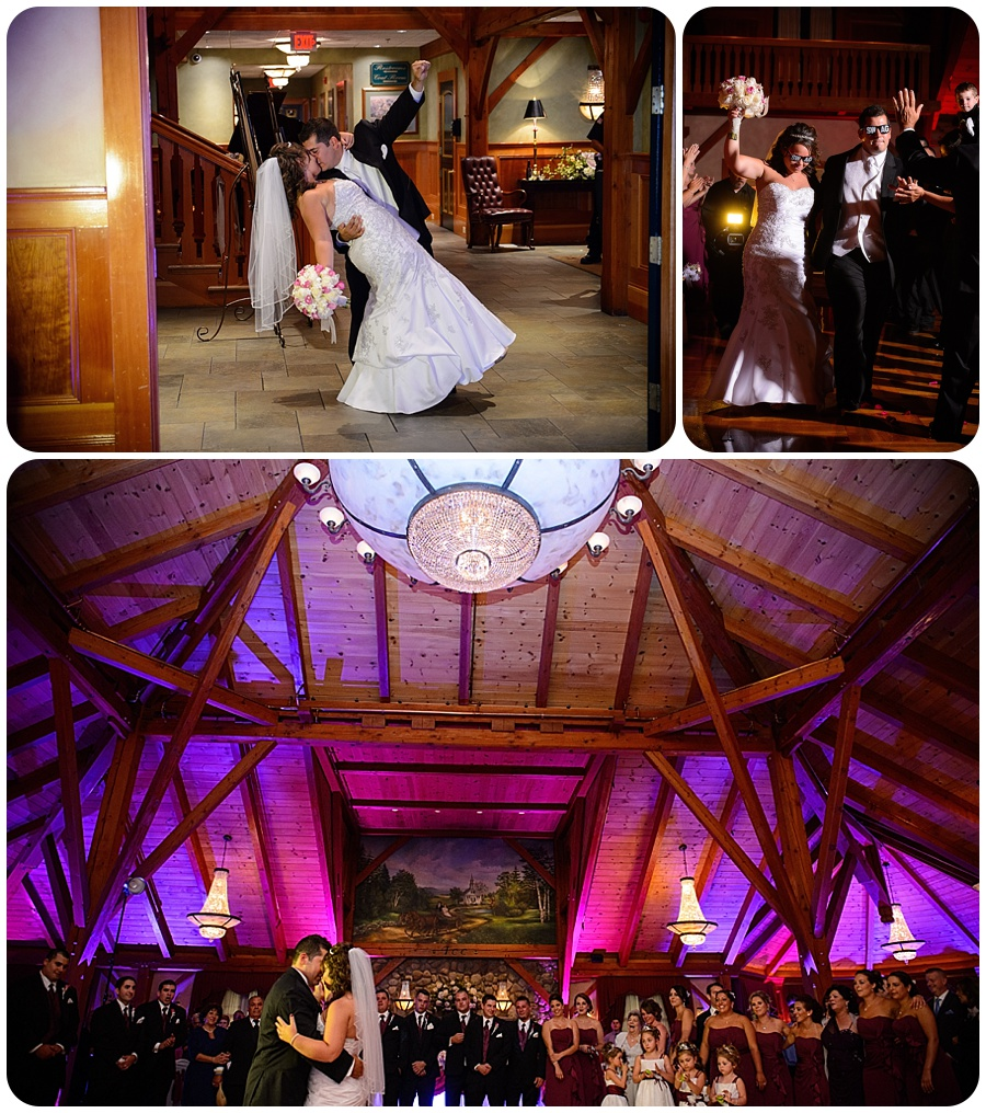 Tewksbury Country Club Wedding - Ballroom