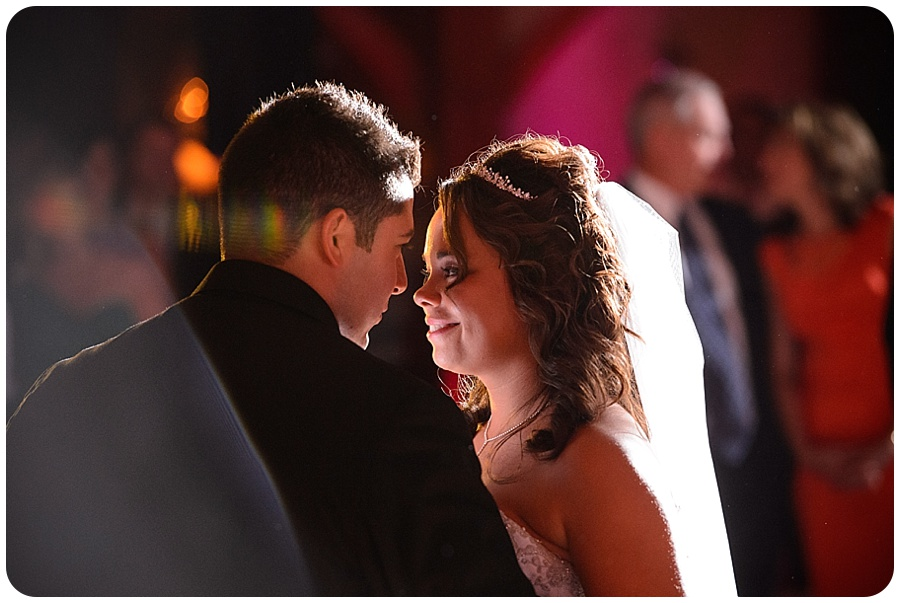 Tewksbury Country Club - First Dance